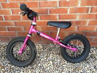 Stompee Balance Bike (Purple)