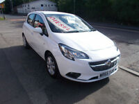 VAUXHALL CORSA DESIGN CDTI DIESEL 5 DOOR HATCH ZERO ROAD TAX NEW SHAPE 65 REG