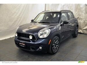 Mini Cooper S Countryman AWD 2011