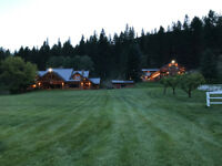 Housecleaner Needed at Gorgeous Ranch (Free Accomodations!)