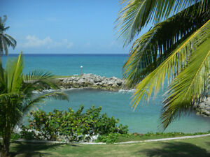 BEAUTIFUL AND AFFORDABLE SEASIDE VILLA NEAR OCHO RIOS!!