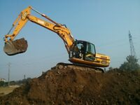 Heavy equipment operator with experience