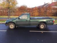 2002 Isuzu pickup 4X2 2.5 TDi LWB