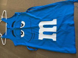 M and M costume size 4-10 used 1 time