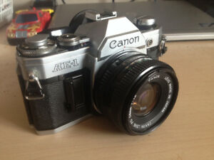 Vintage 35 mm SLR Cameras & Accessories Collection #4
