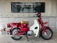 2006 Honda MD90 Japanese Post Office bike