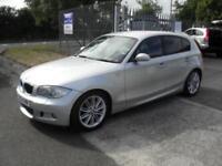 2006 BMW 1 SERIES 118i M Sport 5dr [6]