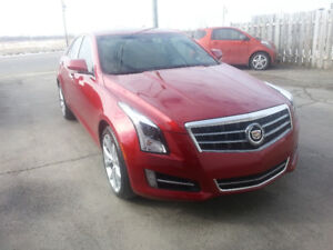 2014 cadillac ,ats,luxury,performance,exceptionelle 23200 klm