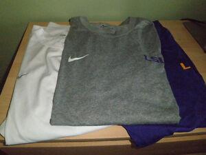 T-shirts de sport (entrainement) Nike Dry Fit Contour