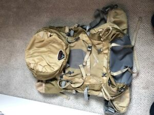OSPREY ARIEL 55 backpack + cover