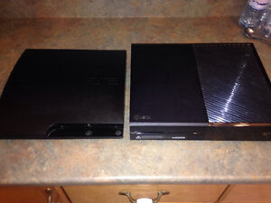 Xbox 1 and Ps3!!!!