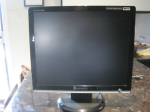 "Samsung 19 "" monitor"