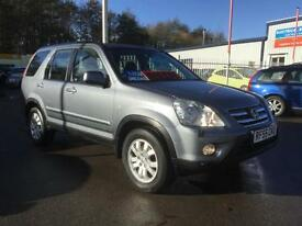 Honda CR-V 2.2 i-CTDi Sport hi spec low mileage