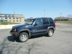 2003 Jeep Liberty VUS