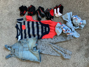 9-12 BOy clothing BRAND NEW
