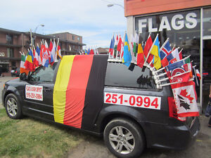 Euro Cup 2016 Car Hood Covers by Flag & Sign Depot Windsor Region Ontario image 4