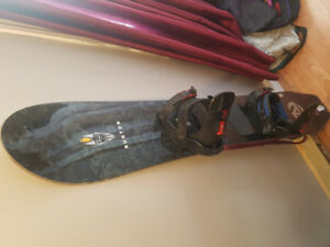 Burton 161 Craig Kelly snowboard for sale
