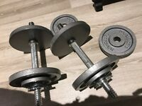 MARCY dumbbell