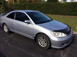 Honda civic Si , 125 000 km !!!