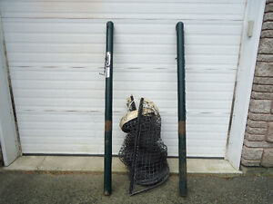 Tennis Posts and Net!! NEW PRICE!!