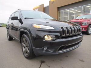 Jeep Cherokee 75th Anniversary Special Edition   4x4    2016