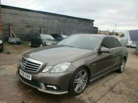 MERCEDES BENZ BLUEEFFICIENCY E350 SPORT 3.0 V6 DIESEL AUTO FULL HISTORY