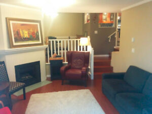 Furnished Large 1BR / 1 BATH Close to VGH - $2200 / 785ft2