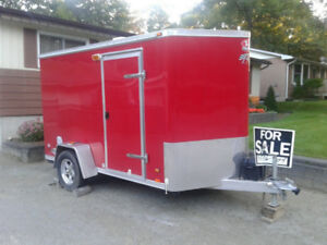 2012 ATC Cargo trailer $4600 obo need gone asap