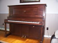 Player Piano Fully Restored