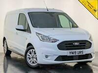 2019 FORD TRANSIT CONNECT 240 LIMITED TDCI PARKING SENSORS 1 OWNER SVC HISTORY