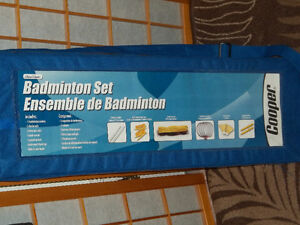 Cooper 4 Player Badminton Set