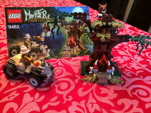 Lego Monster Fighters 9463: The Werewolf