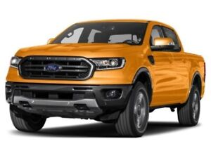 2019 Ford Ranger LARIAT 4WD SuperCrew 5' Box