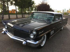 1960 Lincoln Continental Mark V Landau **RARE