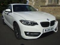 BMW 218d SPORT