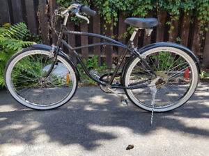 BRC Mens 5 Speed Cruiser Bicycle - In Very Good Condition
