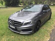 2014 Mercedes-Benz A200 Diesel 5 Door Sports Hatchback Denham Court Campbelltown Area Preview