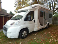Swift Bolero 680 2007 57 Plate Fiat 2.3 Fixed Double Bed, 4 Berth, Popular Model