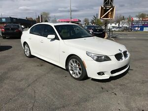 BMW 5 Series 535xi AWD-M PACKAGE-3.0L BI TURBO 2008