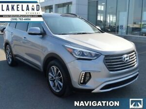 2017 Hyundai Santa Fe XL Luxury with 7 seats  - Leather Seats -