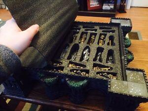 Skeleton fantasy chess set!  London Ontario image 4