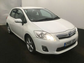 Toyota Auris 1.8 CVT T-Spirit White
