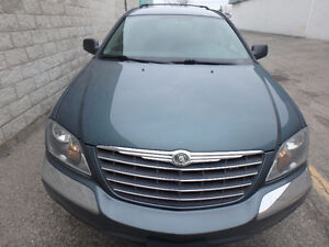 2006 Chrysler Pacifica Touring Wagon_CLEAN_NO ACCIDENT_LOW KM