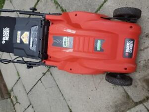 Black and Decker Cordless lawnmower (2 years old)