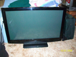 "42"" Sanyo Plasma Screen TV"