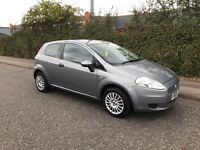 2009 FIAT GRAND PUNTO 1.4 active one owner fsh