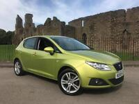 2010 Seat Ibiza 1.6 16v Sport **Full History - One Owner From New**