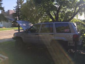 1994 grand jeep Cherokee
