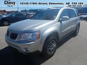 2007 Pontiac Torrent SPORT  3.4L V6-Remote start