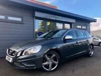 2013 Volvo V60 2.0D D3 R-Design **Diesel - Estate - FSH**